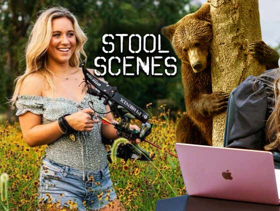 Stool Scenes 298 - We Welcome Sydnie Wells as the New Host of Barstool Outdoors & The Dozen Drama Builds