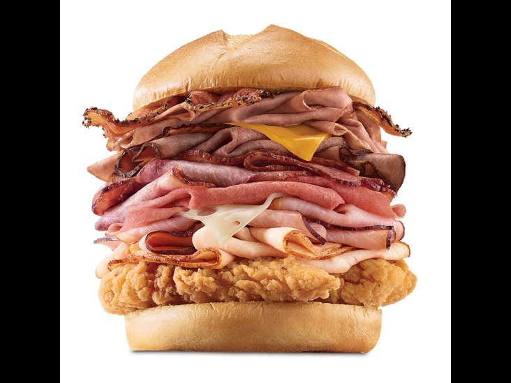 WTF Is Going On Over At Arby's?