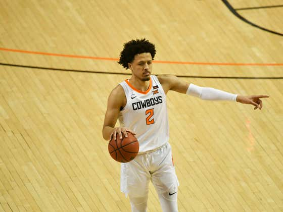 Gonna Be Honest With You Guys - Cade Cunningham Is Fucking Awesome