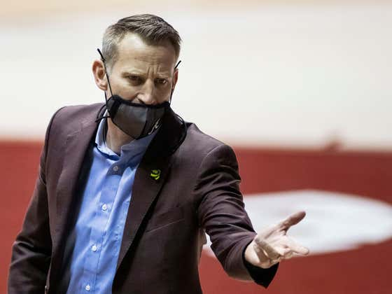 Big Brain Thinking: Nate Oats Has No Time For All This Old-Fashioned Garbage, Alabama Practices With A 4-Point Line