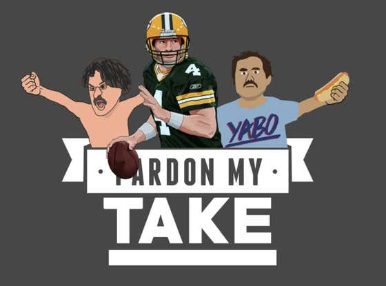 PMT 3-3: Brett Favre, A Great Night In College Hoops, And Guys On Chicks