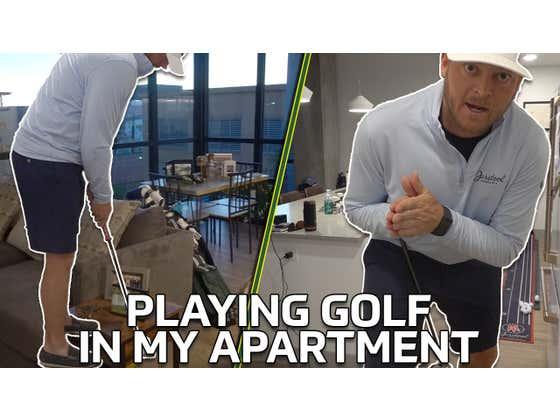 Riggs Vs His Scottsdale Apartment, Hole 1