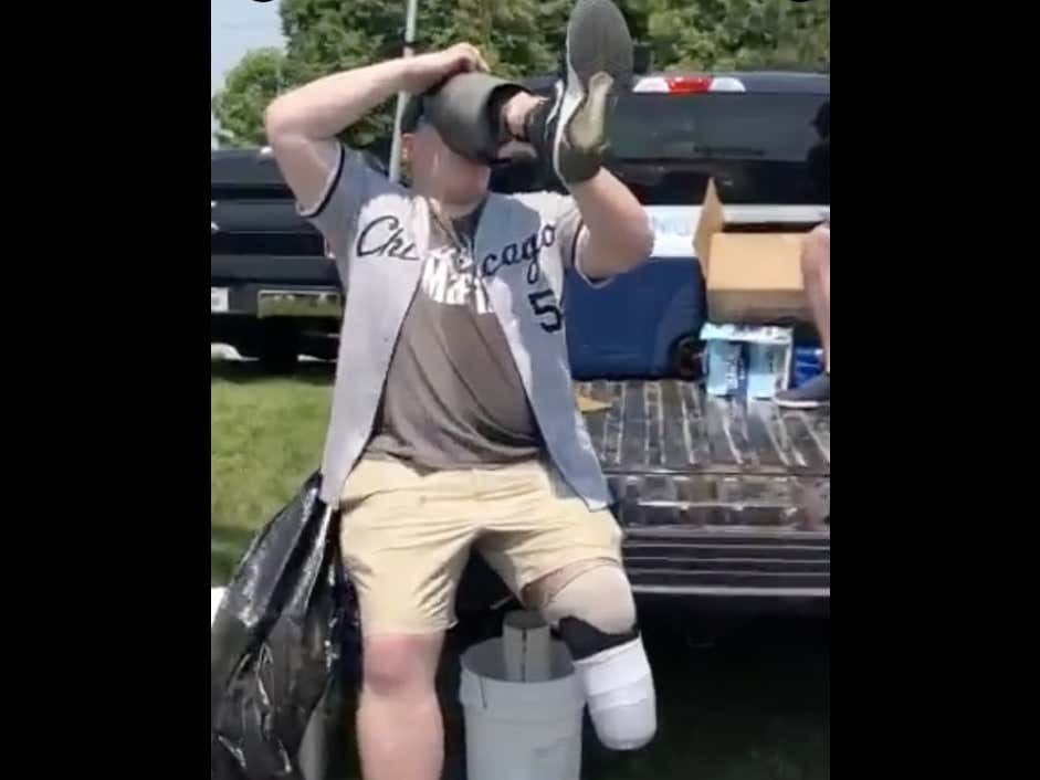 Fact: White Sox Fans Drink More Than Any Other Fanbase