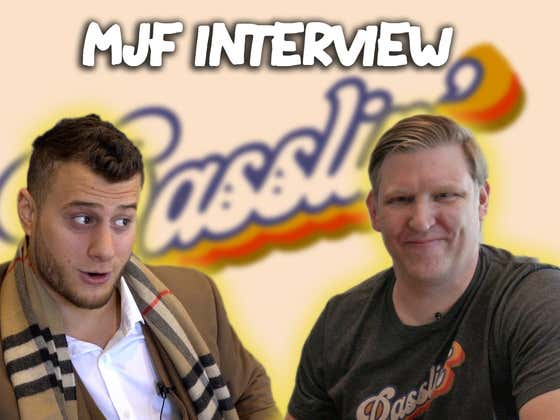 MJF, Wrestling's Hottest Young Star, Thinks He's Better Than Me
