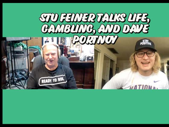 Stu Feiner Starts The Weekend Talking Gambling, His Life, Cocaine, And Sex