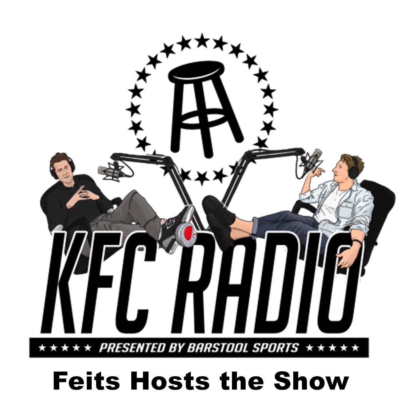 John Henry Feitelberg Hosts the Show