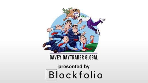 Davey Day Trader presented by Blockfolio - April 16, 2021