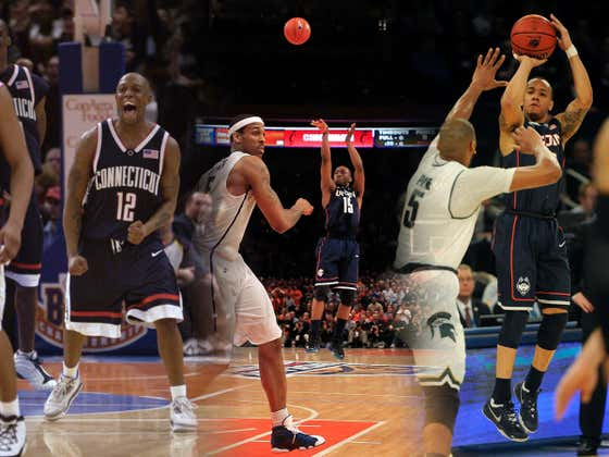 Celebrate UConn's Return To The Big East Tournament With Their Best MSG Moments