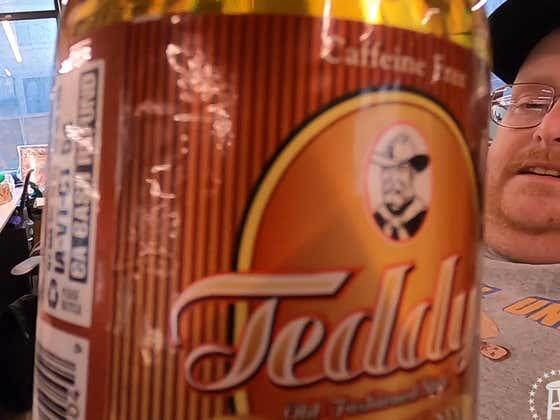 Tank's Taste Test Teddy's Cream Soda