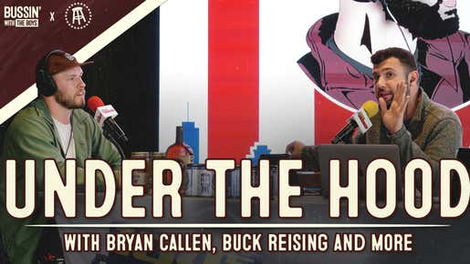 Under the Hood | Bryan Callen BTS, Sean Stemaly Acoustic, and Will Crashes a Radio Broadcast