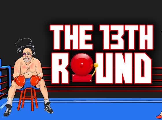 The 13th Round... Remembering Marvelous Marvin Hagler (and Nicky The Vest)