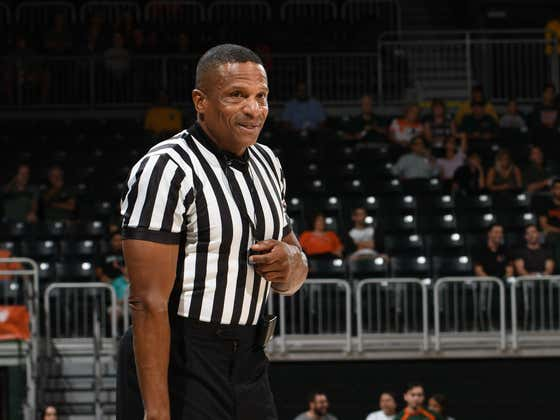 A Bunch Of The Top Refs Got Sent Home From The NCAA Tournament Because They Went To Dinner Together And Someone Tested Positive For COVID
