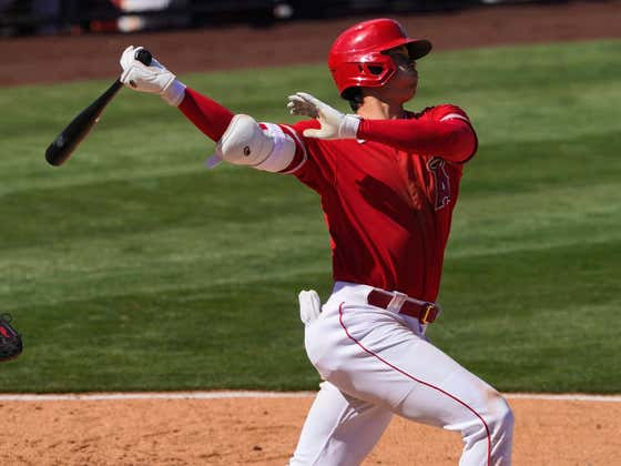 Shohei Ohtani Is Finally Healthy And That Is Bad News For The AL West