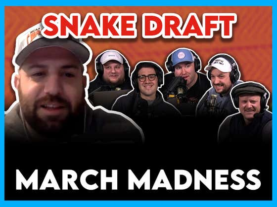 March Madness Draft (ft. Reags & Jake Marsh): What Would Be Your #1 Pick For Best Moment?