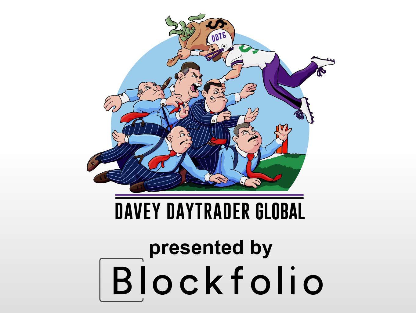Davey Day Trader presented by Blockfolio - June 15, 2021