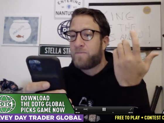 """Dave Portnoy Calls The Play Barstool App """"The Best Game We Got"""". Make Picks Now & Win $7500 TODAY"""