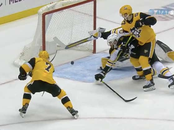 Rookie Goalie Dan Vladar May Have Just Made The Save Of The YEAR