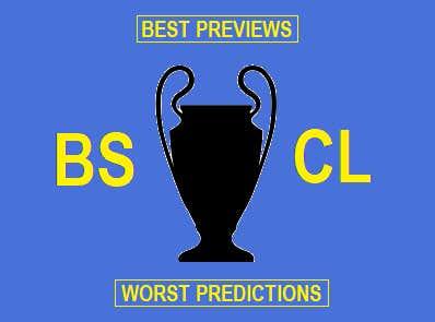 Champions League Knockouts Preview + Predictions – R16 (Leg 2/Part 2)
