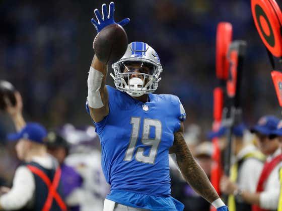 The Giants Are Bringing In Kenny Golladay For A Free Agent Visit, Which Are Apparently Still A Thing In 2021