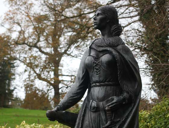 For St. Paddy's Day, Bend the Knee for Grace O'Malley, the Badass Pirate Queen of Ireland