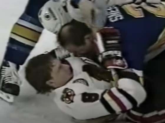 It's The 30th Anniversary Of The Greatest Brawl In Blackhawks History, The Saint Patrick's Day Massacre