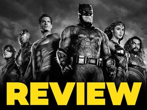 JUSTICE LEAGUE: The Snyder Cut Is A Crazy (& Long) Superhero Epic That Improves Greatly On The First Release