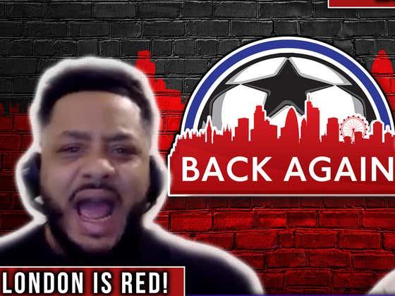 Back Again EP44: Spurs Bottle It, Arsenal Scrape Through While United Shock AC Milan