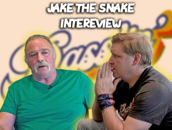 Jake The Snake Roberts Accused Me of Having an STD