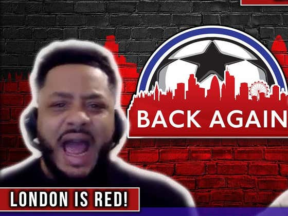 Back Again EP 43: Spurs Gets Put In A Spliff, Champions League Review And Europa League Preview