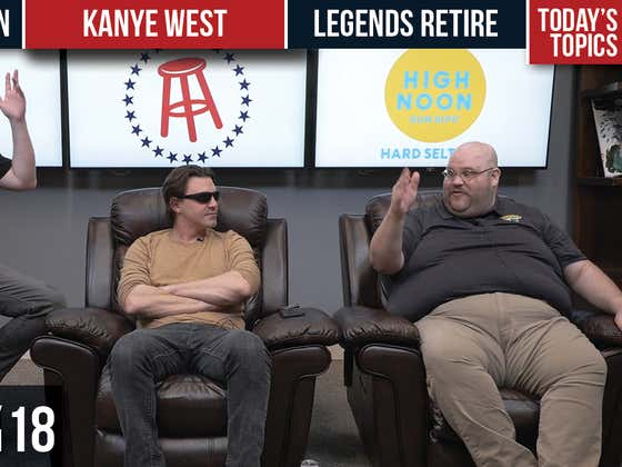 Barstool Rundown - March 18, 2021