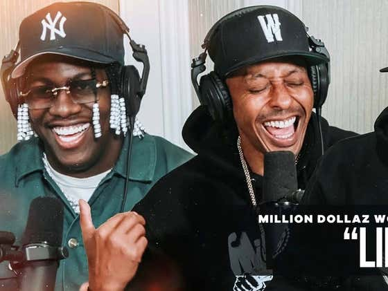 """FULL VIDEO MILLION DOLLAZ WORTH OF GAME EP: 105 """"FEATURING LIL YACHTY"""""""
