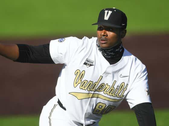 Vanderbilt Might Be Unbeatable With Jack Leiter and Kumar Rocker