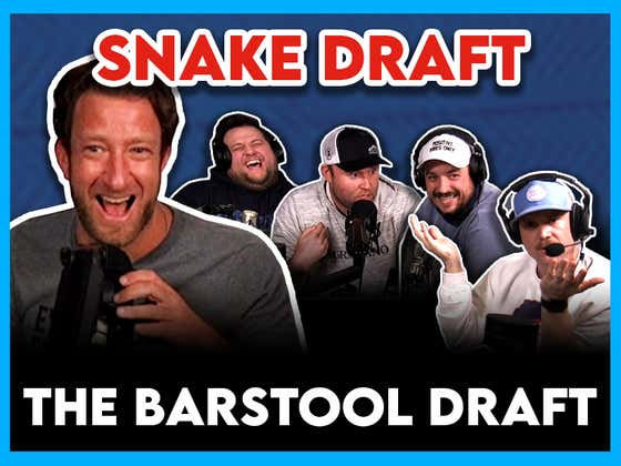 Barstool Draft (ft. Dave Portnoy): What Would You Guess Is Dave's Favorite Rivalry?