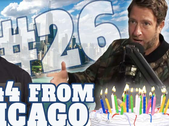 The Dave Portnoy Show with Eddie & Co. - Episode 26: DP 44 From Chicago