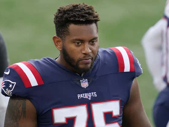Patriots OT Justin Herron Gets Honored for Saving a Woman from a Rape Attempt