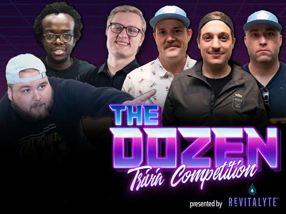 Tournament Bubble Teams Face Off In High-Scoring Trivia Duel (The Dozen pres. by Revitalyte: Episode 093)