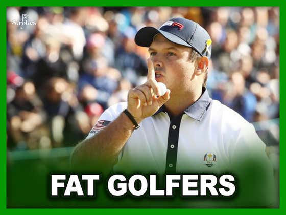 Are Fat Golfers Hiding Something?