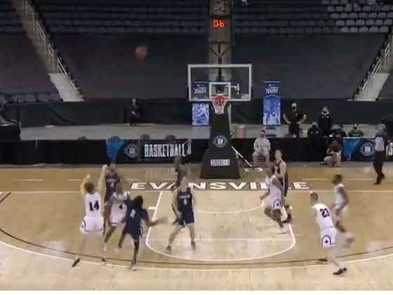 MARCH MADNESS IS STILL HERE - We Got Ourselves Absolute Madness And A Buzzer Beater In The Division II Semifinals