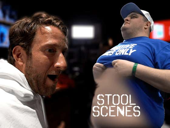 Stool Scenes 302 - Bitcoin Balls wins Big while Rico Bo$co Has a Full Blown Meltdown