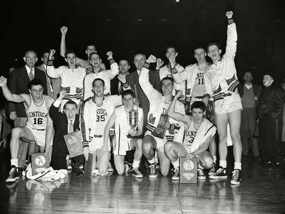 On This Date in Sports March 27, 1951: Victory Admist Scandal
