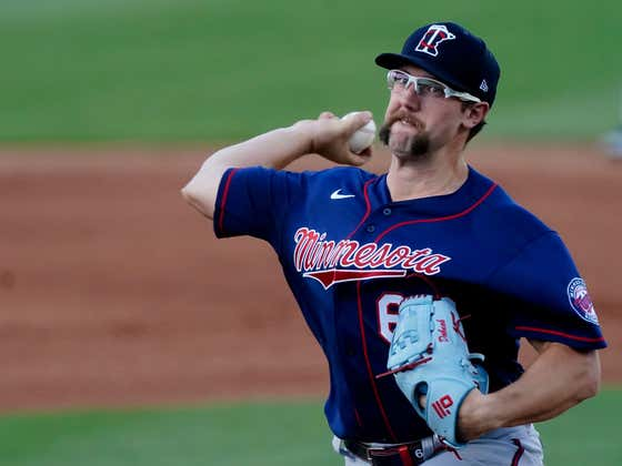 Randy Dobnak Used To Drive Uber And Lyft To Make Extra Money While In The Minors, This Weekend He Agreed To A 5-Year, $9.25 Million Extension With The Twins