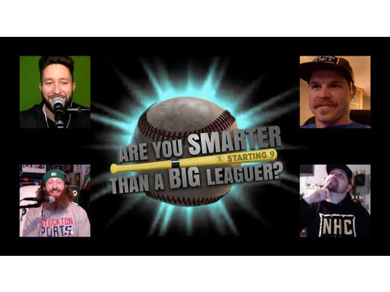 Are You Smarter Than A Big Leaguer: Coley Vs. Brock Holt