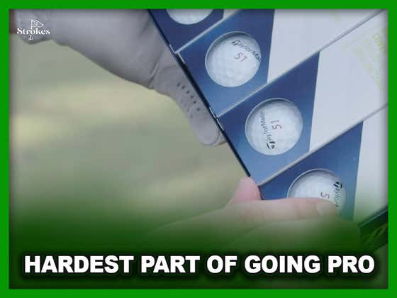 The Hardest Part About Trying To Become A Professional Golfer