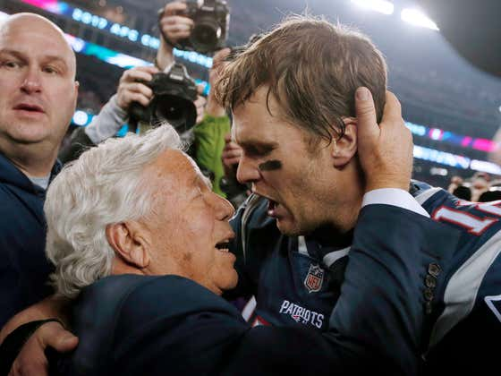 Mr. Kraft Has No Regrets About Losing Tom Brady and Anyone Who Thinks He Should is an Imbecile