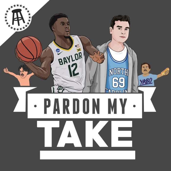 Baylor's Jared Butler, CBB With Tate Frazier (And Mark Titus) Plus Fyre Fest Of The Week