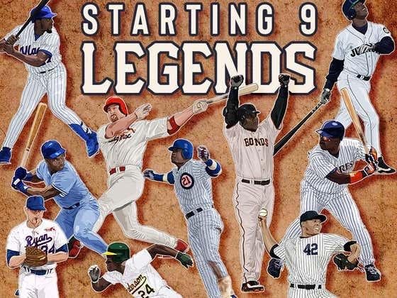 The Baseball Legends Merch Line Is Finally Here