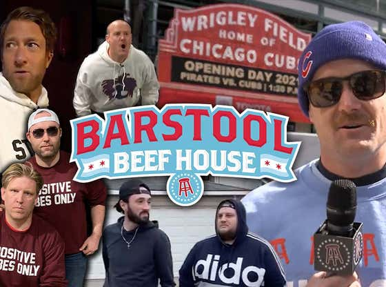 Behind The Scenes Of Barstool Chicago: Beef House Volume 17