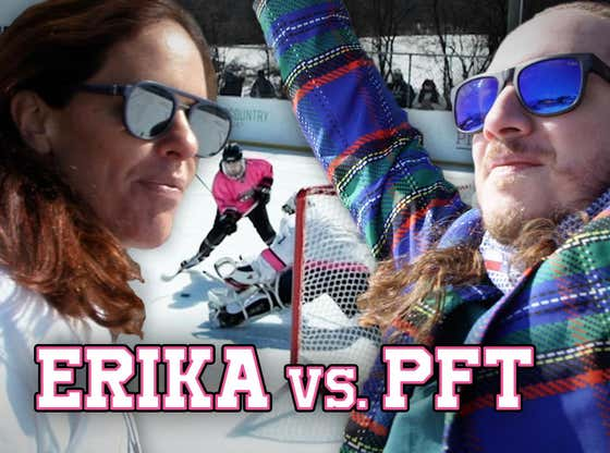 Let the Games Begin: Team PFT Takes On Team Nardini in the Pink Whitney Cup's First Showdown