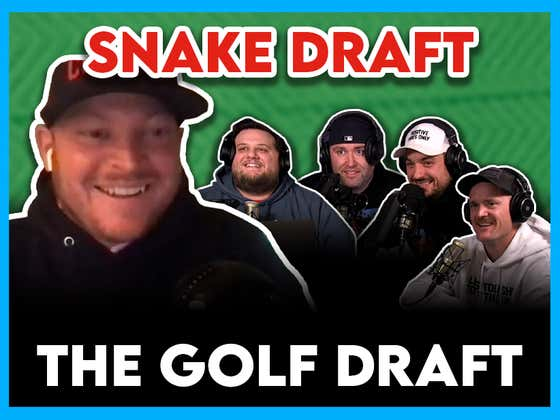 Golf Shit Draft (ft. Riggs): Is The Green Jacket The Best Trophy In Sports?