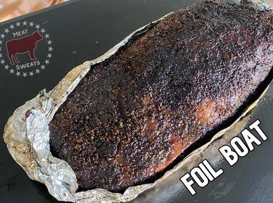 Meat Sweats With Jordie: Is It Time To Ditch The Butcher Paper And Strictly Wrap Your Briskets In A Foil Boat?
